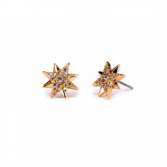 GOLDEN EARRINGS POLAR STAR
