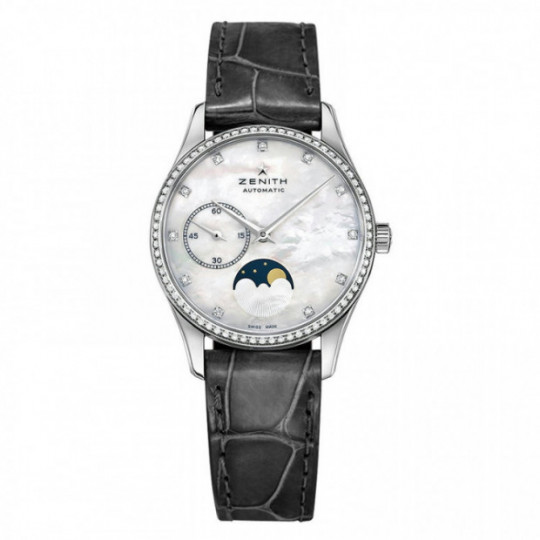 ZENITH ELITE ULTRA THIN LADY MOONPHASE 16.2310.692/81.C706