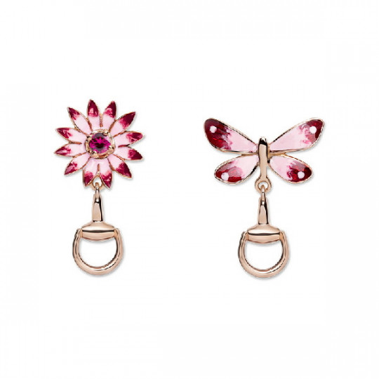 EARRINGS GUCCI FLORA YBD39100100100U
