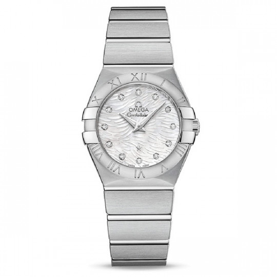 OMEGA CONSTELLATION QUARTZ 27 MM O12310276055004