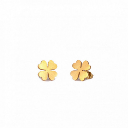 GOLDEN TREMOR EARRINGS