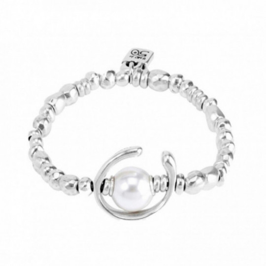 BRACELET ANOTHER ROUND, OH OH OH…! UNO DE 50 PUL1358BPLMTL0M