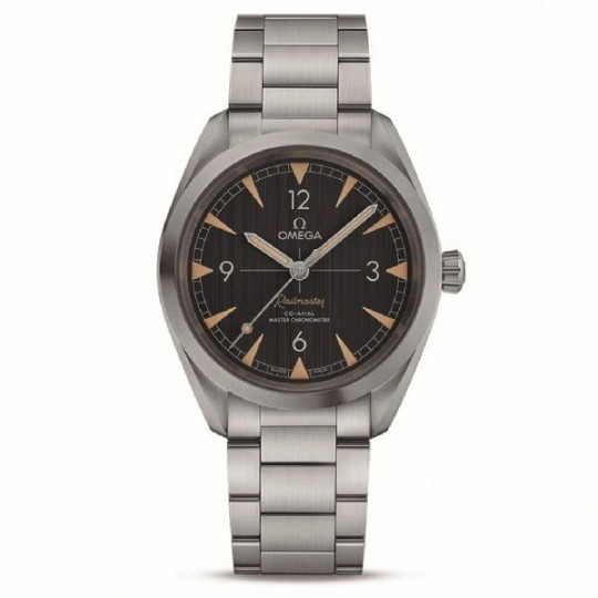 OMEGA SEAMASTER RAILMASTER CO‑AXIAL MASTER CHRONOMETER 40 MM 220.10.40.20.01.001