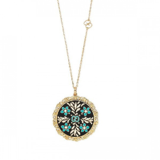 NECKLACE GUCCI ICON BLOOMS YBB47935900100U