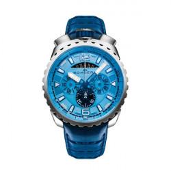 BOMBERG BOLT-68 STEEL & BLUE SAPPHIRE 45MM BS45CHSS.050-7.3