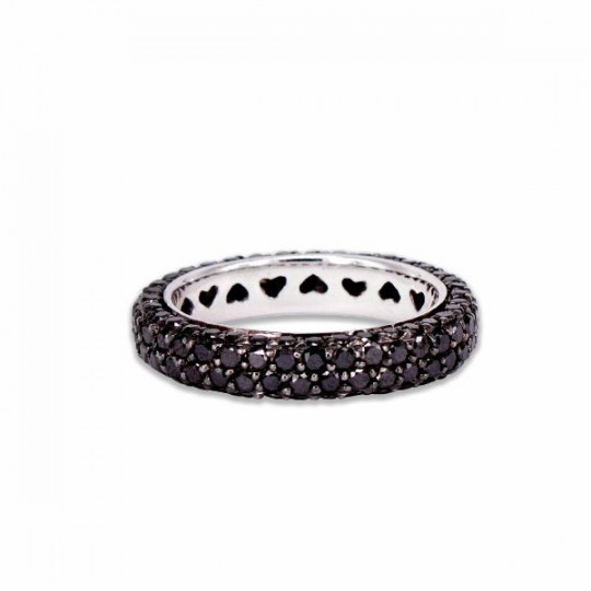 ANILLO DE BRILLANTES BLACK