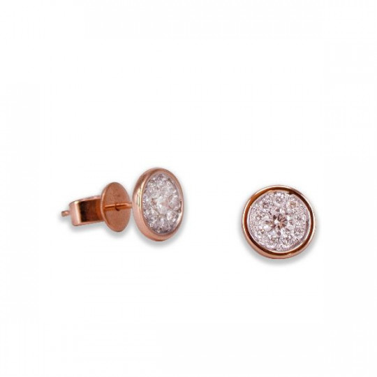 SMALL DIAMOND EARRINGS