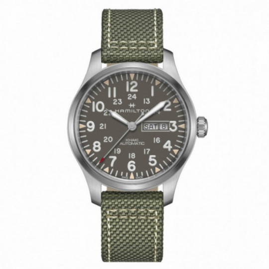 KHAKI FIELD DAY DATE AUTO H70535081