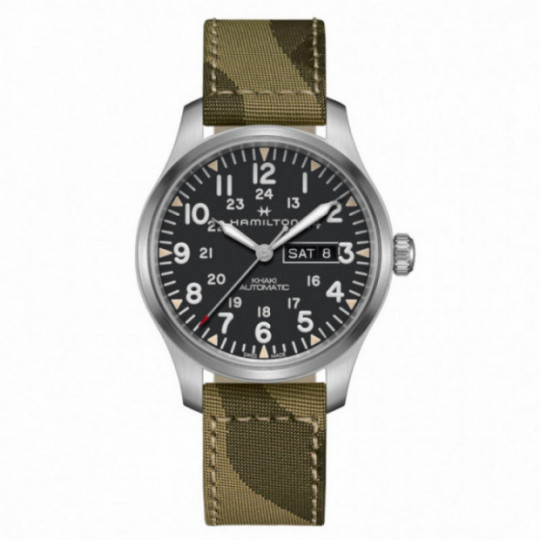 KHAKI FIELD DAY DATE AUTO H70535031
