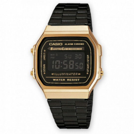 CASIO WATCH VINTAGE ICONIC CASEUS A168WEGB-1BEF