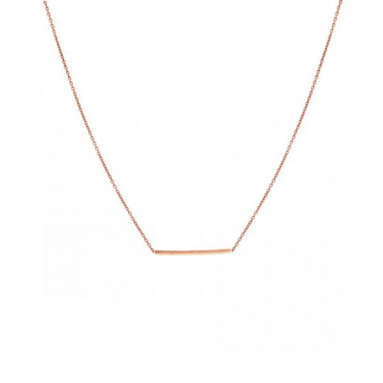 NECKLACE LINEAR AL518