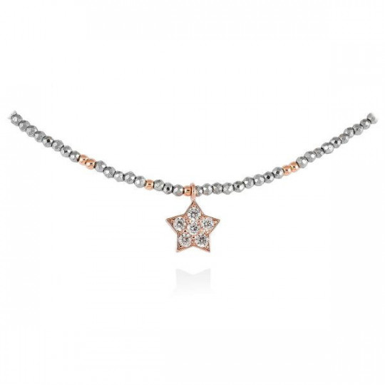 NECKLACE STAR MARINA GARCIA 90174GS