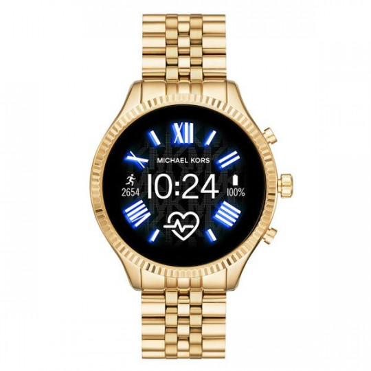 RELOJ SMARTWATCH LEXINGTON 2 DORADO MICHAEL KORS MKT5078