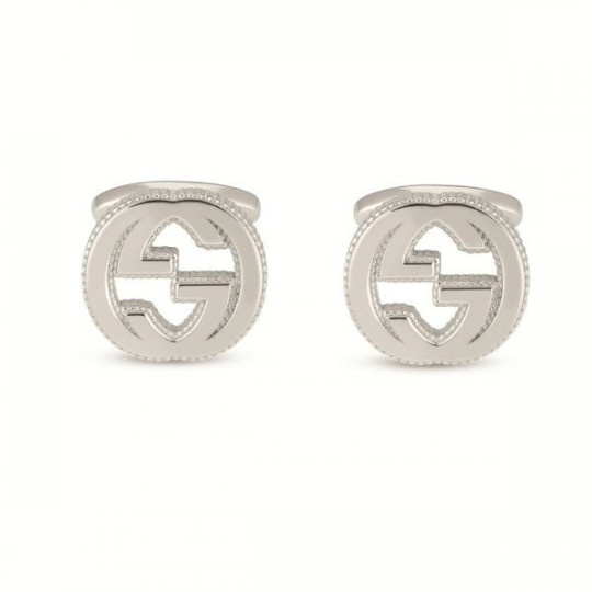 CUFFLINKS GUCCI ITERLOCKING YBE499010001