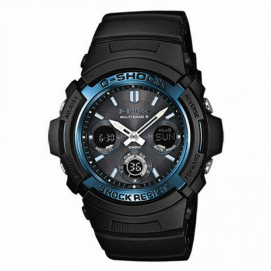 CLASSIC STYLE CASIO G-SHOCK WATCH AWG-M100A-1AER