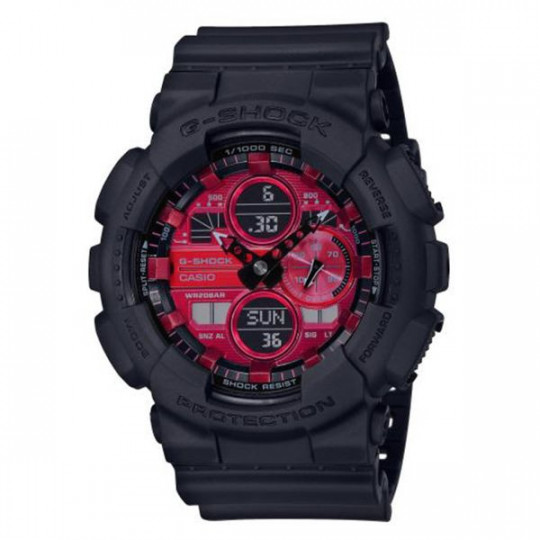 CASIO G-SHOCK WATCH GA-140AR-1AER