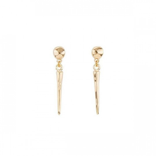 EARRINGS AIMING UNO DE 50 PEN0654ORO0000U