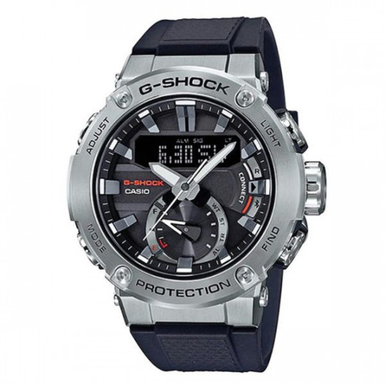 CASIO G-SHOCK GST-B200-1AER SOLAR AND BLUETOOTH WATCH