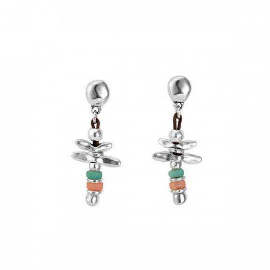 EARRINGS ALL THE TIME UNO DE 50 PEN0582MCLMTL0U