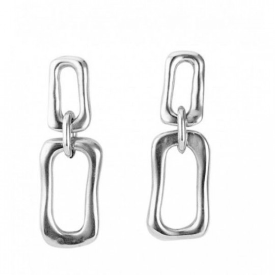 EARRINGS DATE UNO DE 50 PEN0595MTL0000U
