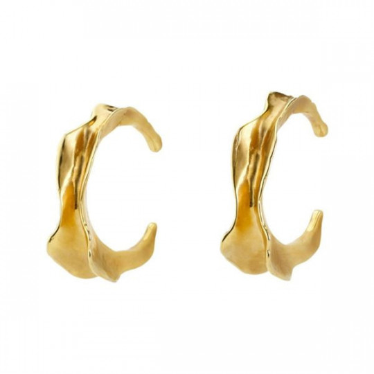 EARRINGS SWAGY... UNO DE 50 PEN0507ORO0000U