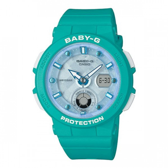 CASIO BABY-G WATCH BGA-250-2AER