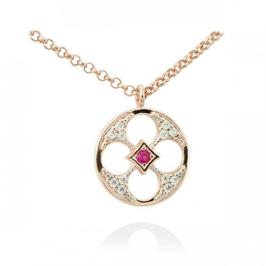 NECKLACE FIRENZE MARINA GARCIA  90419GS