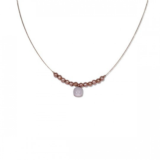 NECKLACE ODEI MARINA GARCIA 90079GSS