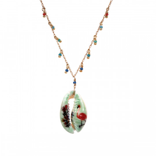 ALBUFEIRA FLAMENCO NECKLACE AL2143A