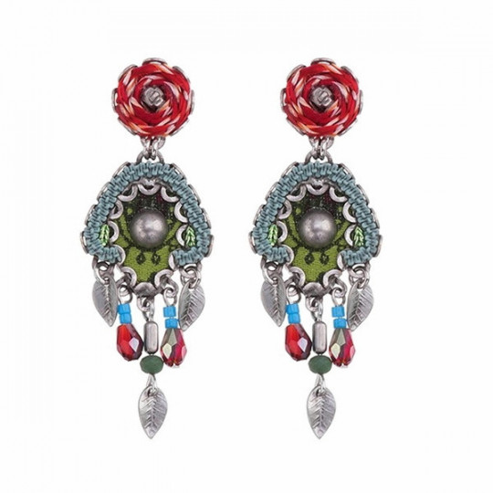 EARRINGS GRANDA, KIMMY H1336