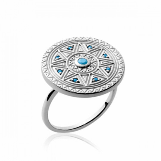 ETHNIC RING 1244530 BIJOUX