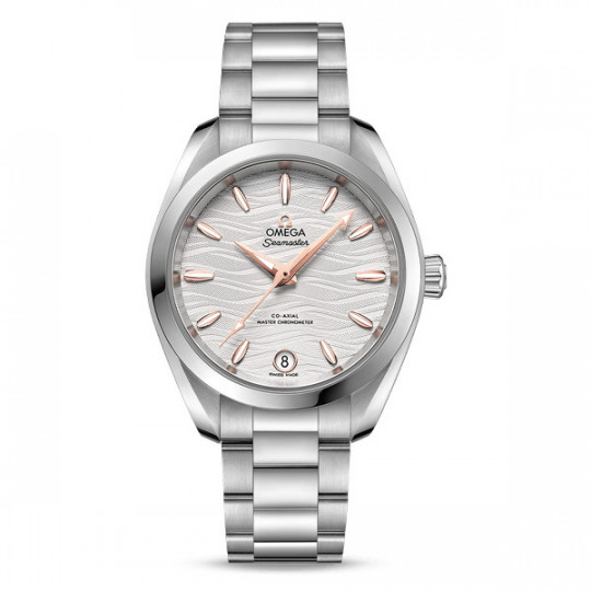 OMEGA AQUA TERRA 150M CO-AXIAL MASTER CHRONOMETER 34 MM 220.10.34.20.02.001
