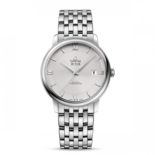 OMEGA DE VILLE PRESTIGE CO‑AXIAL 39,5 MM 424.10.40.20.02.003