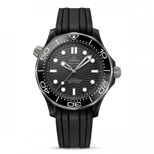OMEGA SEAMASTER DIVER 300M CO-AXIAL MASTER CHRONOMETER 43,5 MM 210.92.44.20.01.001