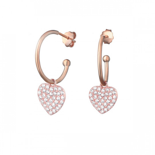 DREAM HEART EARRINGS ORVD074