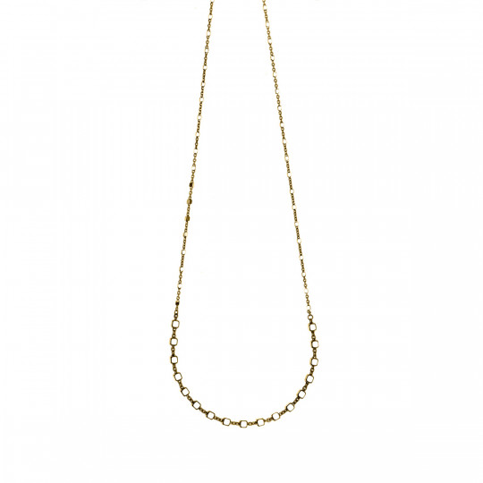 FUNKY METAL NECKLACE 54286