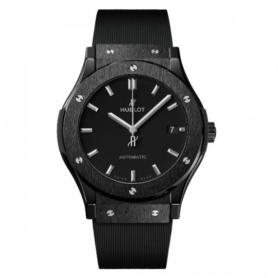 HUBLOT CLASSIC FUSION BLACK MAGIC 45MM 511.CM.1171.RX