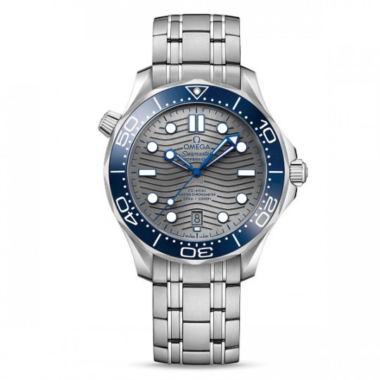 SEAMASTER DIVER 300M OMEGA CO‑AXIAL MASTER CHRONOMETER 42 MM 210.30.42.20.06.001