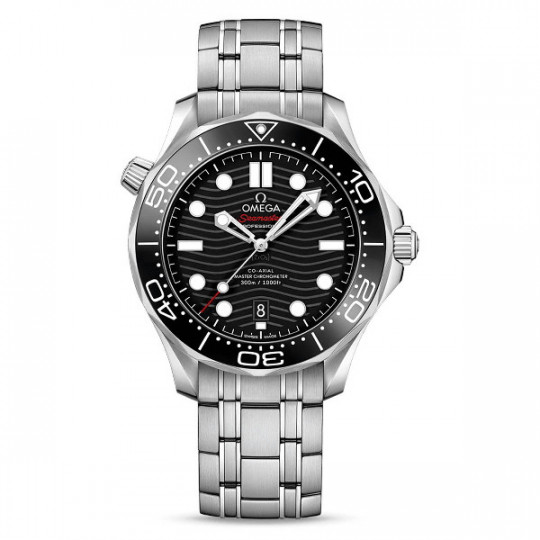 SEAMASTER DIVER 300M OMEGA CO-AXIAL MASTER CHRONOMETER 42 MM 210.30.42.20.01.001