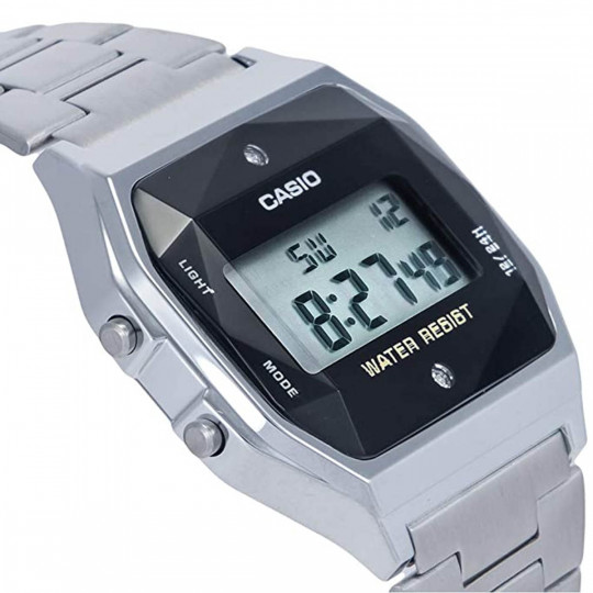 CASIO VINTAGE ICONIC WATCH A158WEAD-1EF