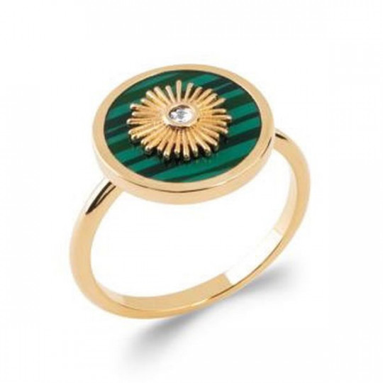 LAURIE MALACHITE RING 2285750