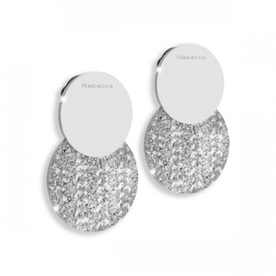 EARRING R-ZERO COLLECTION REBECCA BRZOBB61