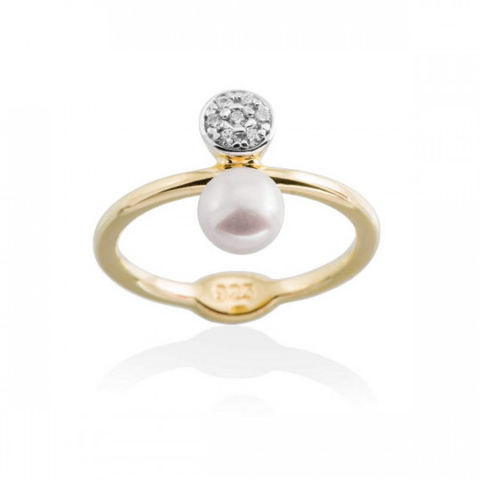 PEARL RING 90355SD