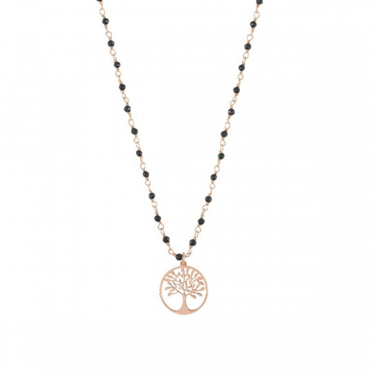 ANTIBES NECKLACE WITH TREE OF LIFE 148316/042
