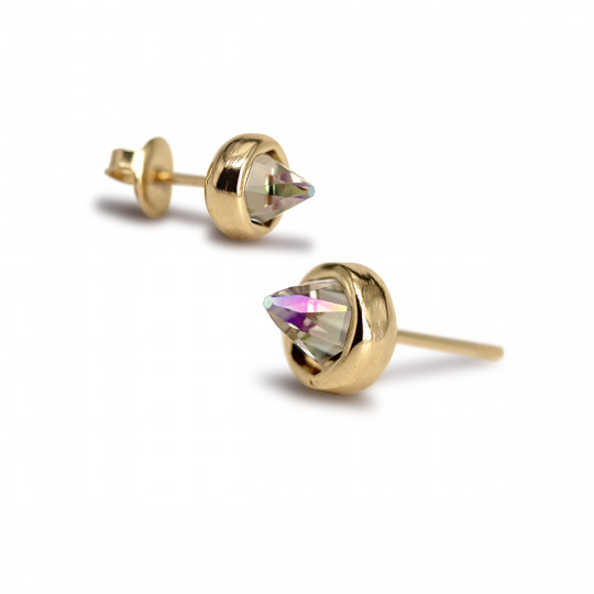 PENDIENTES CRYSTAL CLEAR PEN0729MCLORO0U REBEL