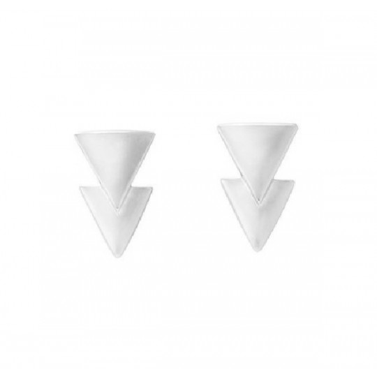 DOUBLE SENSE PEN EARRINGS0711MTL0000U RENAISSANCE