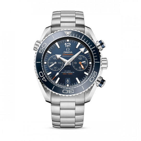 SEAMASTER PLANET OCEAN 600M CO‑AXIAL MASTER CHRONOMETER CHRONOGRAPH 45,5 MM 215.30.46.51.03.001