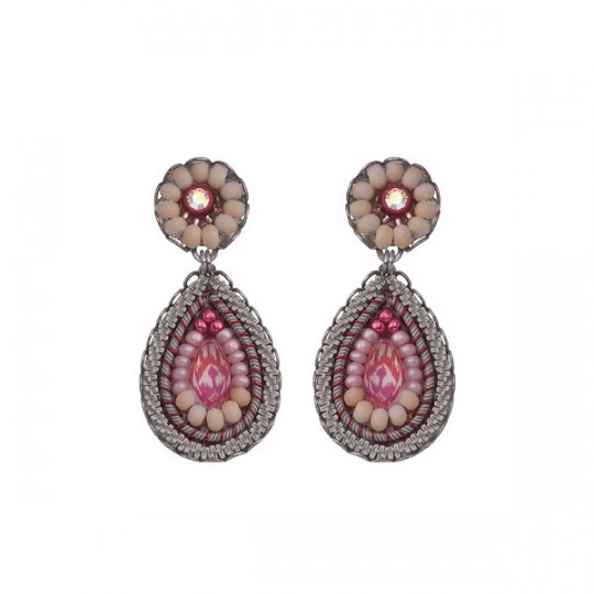 GORI PEARLS, PORTO EARRINGS