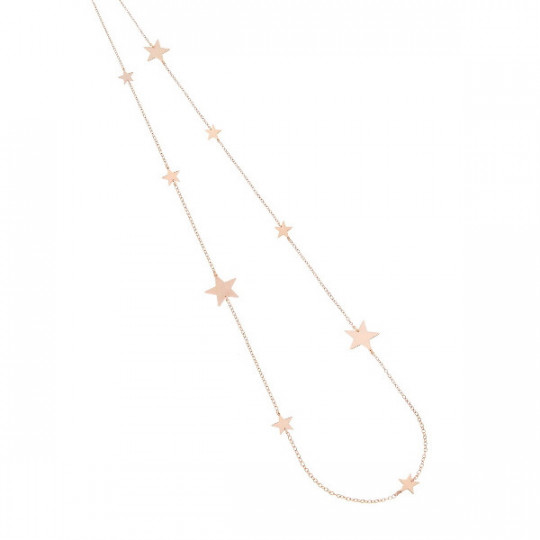 NECKLACE WITH TWELVE STARS