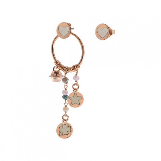 EARRINGS RUE DES MILLE GIPSY CHIC VOL.3 OR-GIP 05